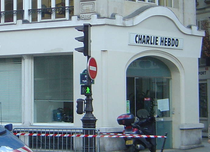 Paris Newspaper Shooting: Suspect Hamyd Mourad Surrenders; Said Kouachi And Cherif Kouachi, Two Other Suspects, Located