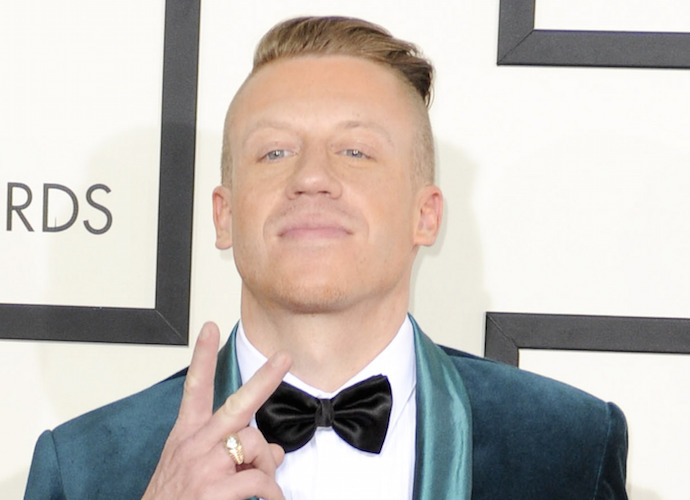 Macklemore Joins President Obama In Weekly Address On Opioids