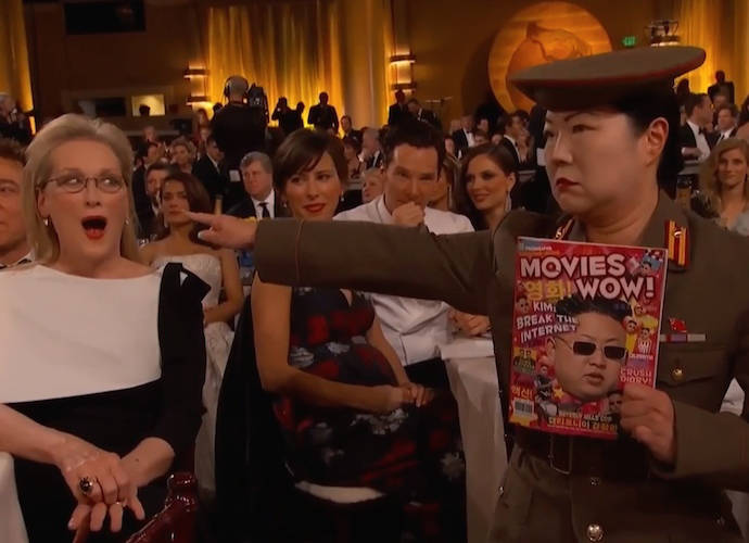 Margaret Cho Golden Globes Bit As North Korean Army General Gets Mixed Reviews