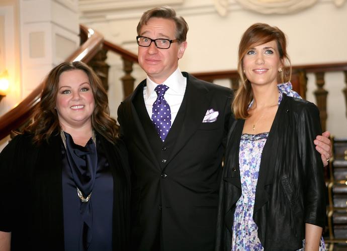 All-Female 'Ghostbusters' Cast Revealed: Kristen Wiig, Melissa McCarthy, Leslie Jones & Kate McKinnon Sign On