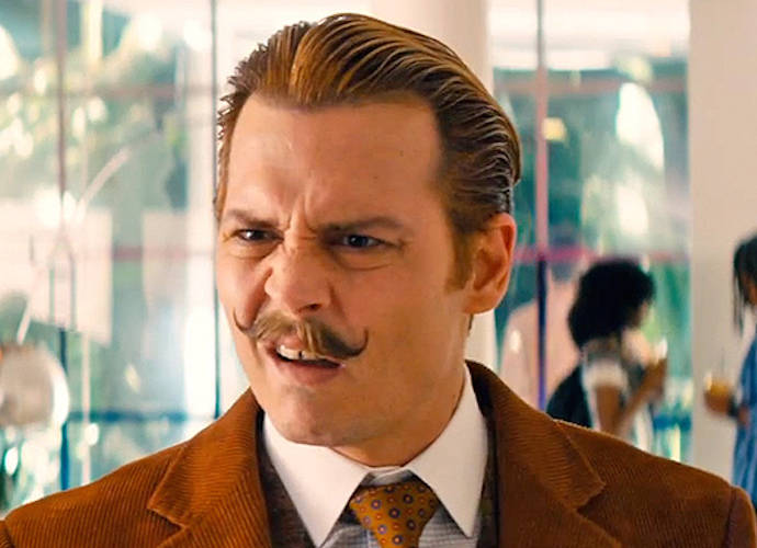'Mortdecai' DVD Review: Johnny Depp And Gwyneth Paltrow Star In This Comedic Dud