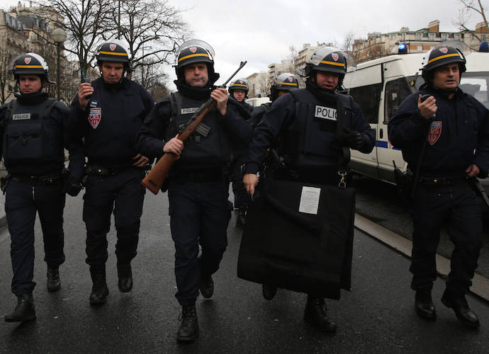 Paris Terror Attack: Two Hostage Situations Arise Following Charlie Hebdo Shooting