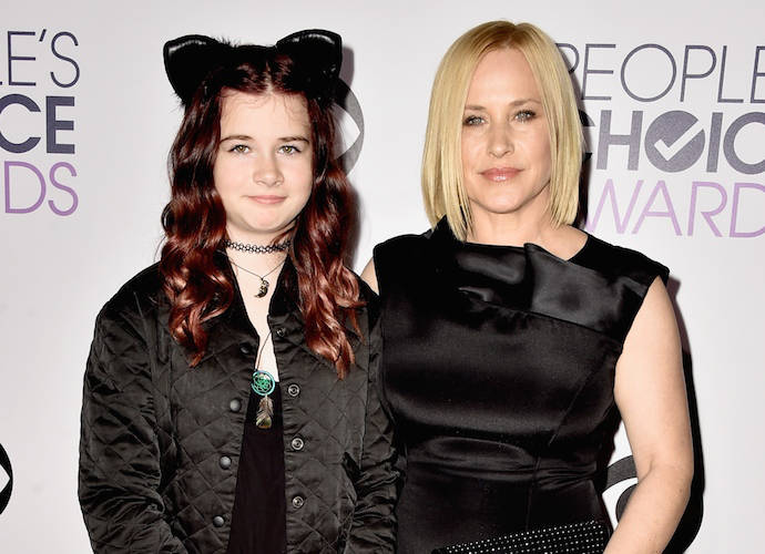 Patricia Arquette Brings Daughter Harlow Jane As Her Date To The PCAs