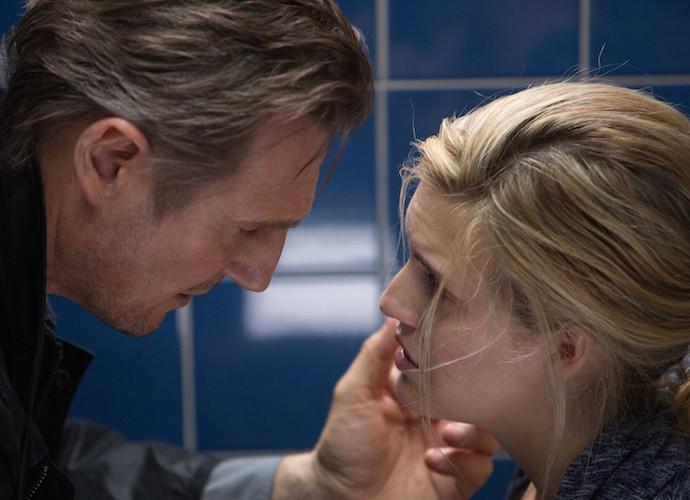 Liam Neeson Helps 'Taken' Costar Maggie Grace Prank Ex-Boyfriend