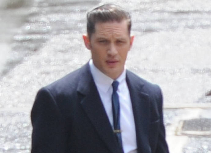 Tom Hardy Lip Syncs To 50 Cent, Beach Boys And More