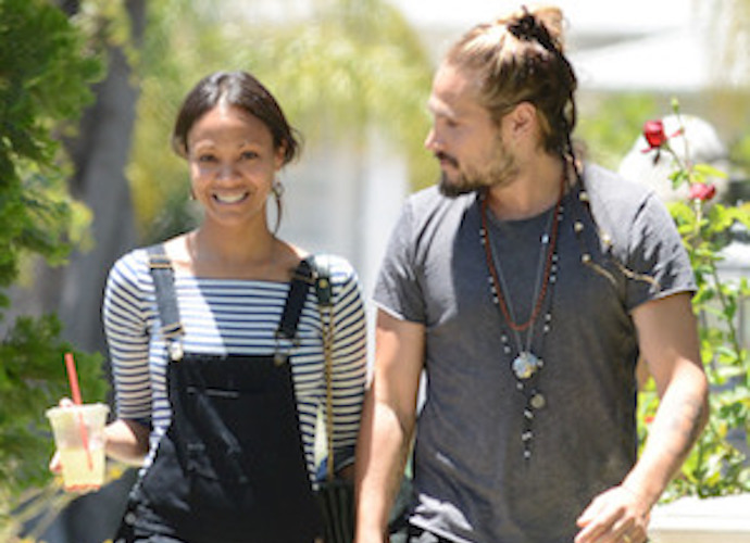 Zoe Saldana Reveals Names Of Twin Boys