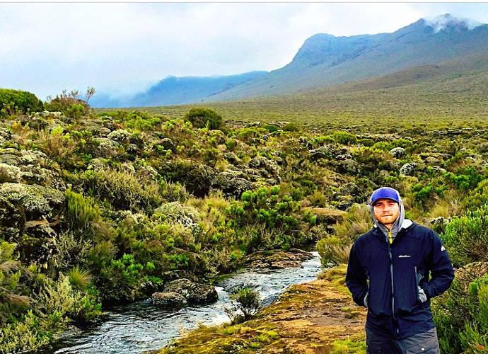 Bryan Greenberg Scales Mt. Kilimanjaro While In Tanzania