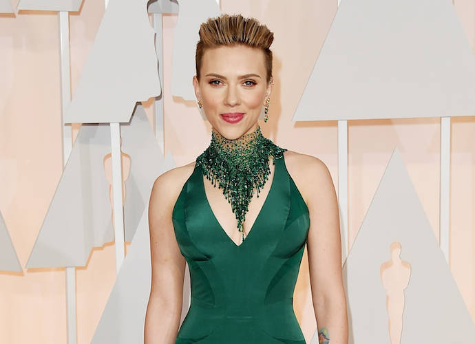 """Scarlett Johansson Says She's """"So Disappointed"""" By Ivanka Trump"""