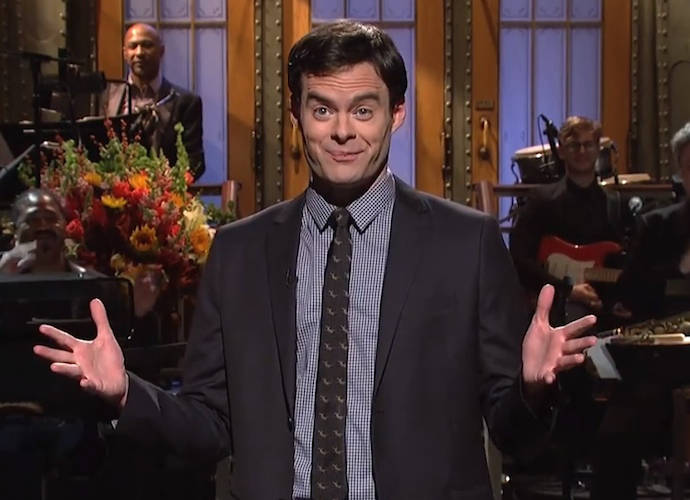 Bill Hader Plays Anthony Scaramucci On 'SNL' 'Weekend Update: Summer Edition'