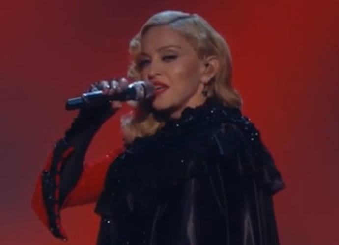 Madonna Slams Guy Richie During 'Rebel Heart' Tour Concert