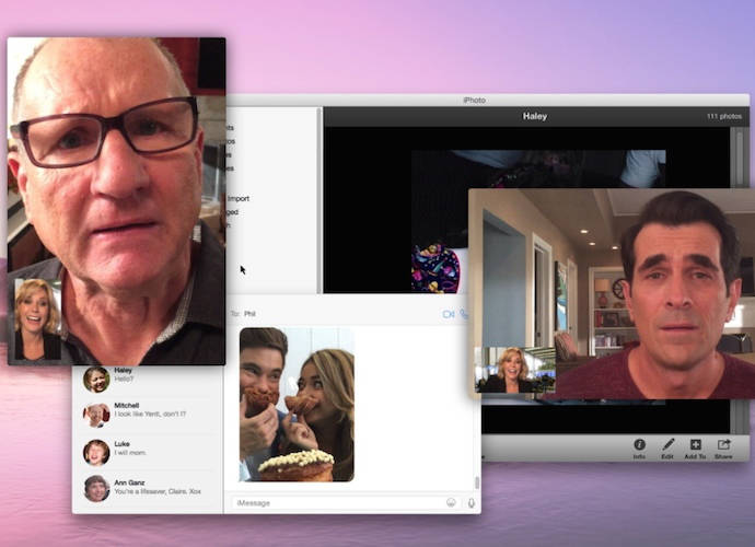 'Modern Family' Episode Takes Place Entirely On Computer Screen