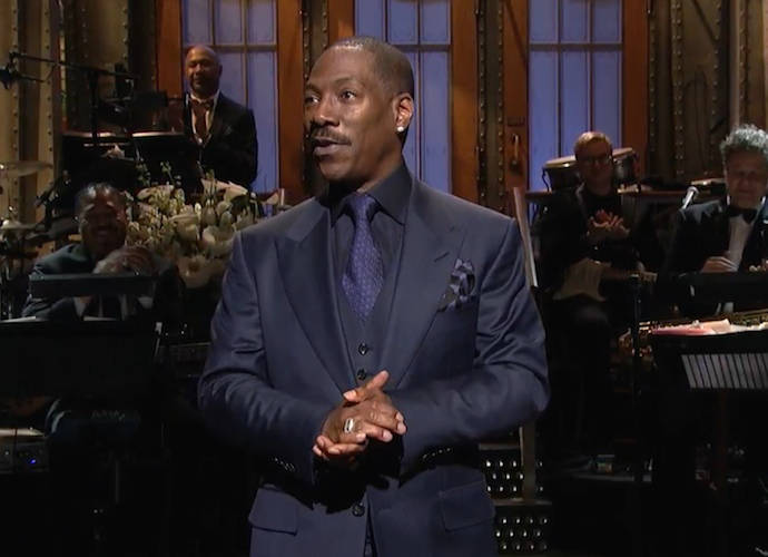 Eddie Murphy To Host 'Saturday Night Live' For First Time In 35 Years
