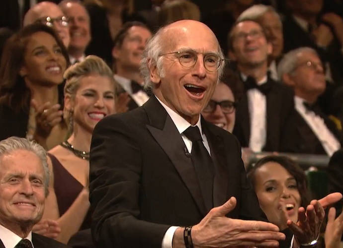 Larry David Impersonates Bernie Sanders on 'Saturday Night Live'