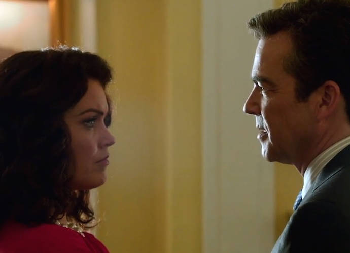 'Scandal' Recap: Mellie And Lizzie Team Up To Fight Andrew, Liv Is Rescued By An Old Friend