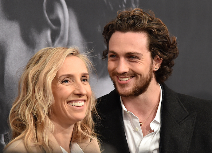 Aaron Taylor-Johnson Wins Best Supporting Actor, Thanks Wife Sam Taylor-Johnson