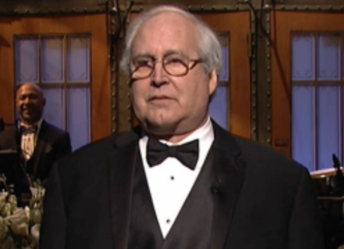 Chevy Chase Checks Into Rehab For 'Tune-Up'