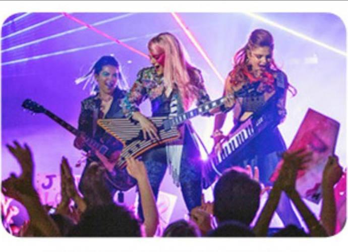 First Photo Of 'Jem And The Holograms' Movie Released