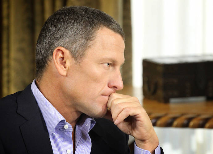 Lance Armstrong Ordered To Pay $10 Million In Perjury Battle