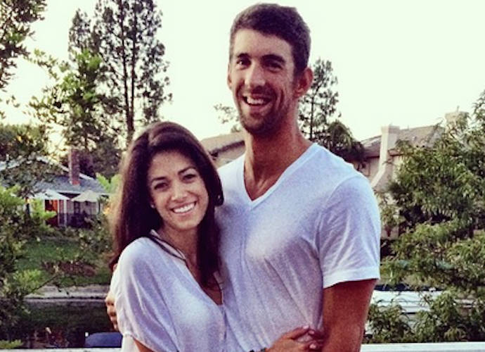 Michael Phelps Engaged To Girlfriend Nicole Johnson