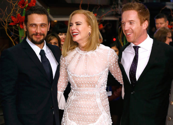 James Franco, Nicole Kidman & Damian Lewis Attend 'Queen Of The Desert' Premiere At Berlin Film Festival