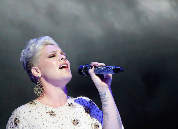 Pink Donates $1 Million To COVID-19 Crisis Relief Funds After Being Diagnosed With Coronavirus
