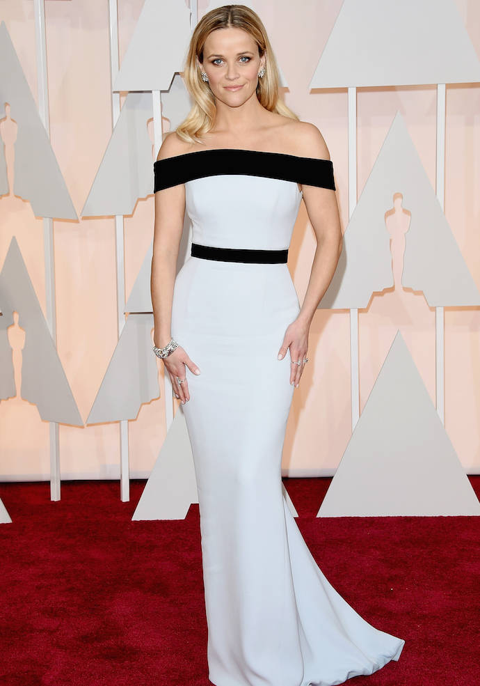 Get The Look: Reese Witherspoon's Tom Ford Oscars 2015 Dress