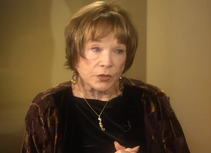Shirley MacLaine Wonders If Holocaust Victims Died Due To Karma In Her Book 'What If…'