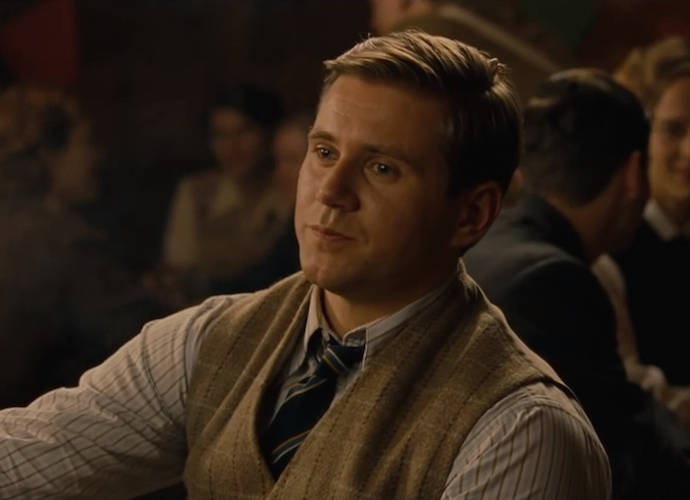 Allan Leech On 'The Imitation Game' And Benedict Cumberbatch [Exclusive Video]