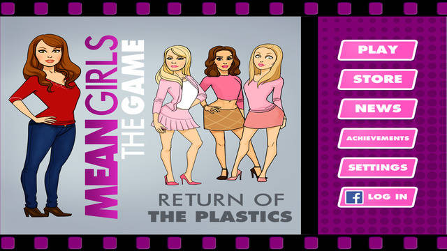 Game Review: Mean Girls iOS