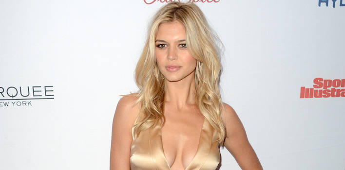 Kelly Rohrbach Joins Cast In Upcoming 'Baywatch' Movie In Pam Anderson's Old Role