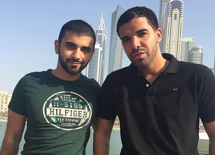Drake Enjoys Dubai Like A King