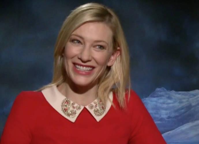 Cate Blanchett Shuts Down Interviewer At 'Cinderella' Press Junket [VIDEO]