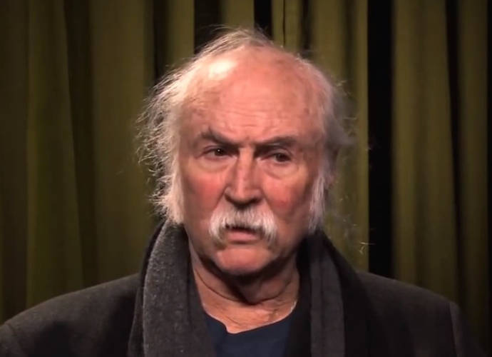 David Crosby Accidentally Hit A Jogger With His Car