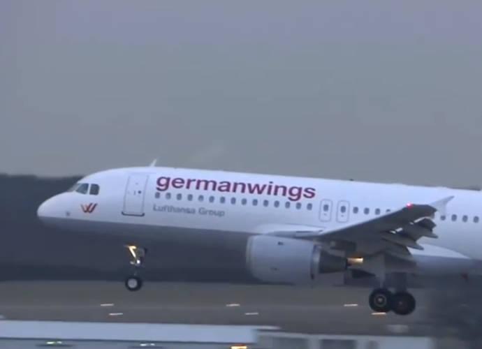 Germanwings Flight 4U9525 Crashes In French Alps, 150 On Board Believed Dead