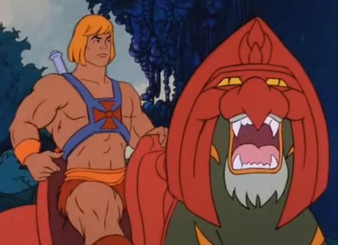'Masters Of The Universe' Reboot Teases First Photo Of Battle-Cat