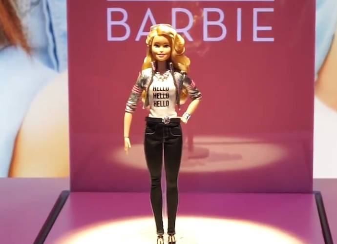 Hello Barbie, Mattel's First Interactive Doll, Prompts Privacy Concerns