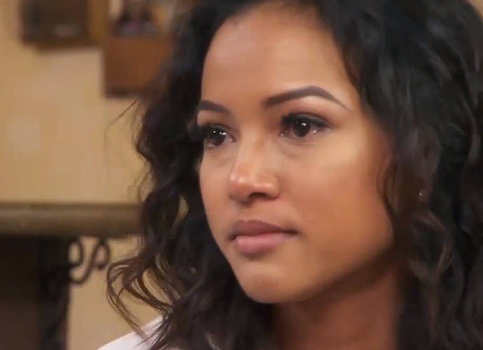 Karrueche Tran Says She Learned About Chris Brown's Baby From Social Media In Revealing Interview With Iyanla Vanzant