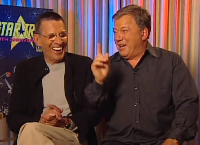 William Shatner Reveals Leonard Nimoy Wasn't Speaking To Him Before He Died