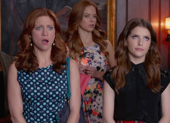 New 'Pitch Perfect 2' Trailer Reveals Pentatonix Cameo, More Jesse And Beca