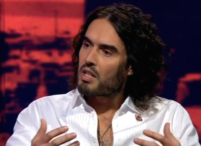Russell Brand Slams Marriage To Katy Perry As 'Vapid' And 'Vacuous'