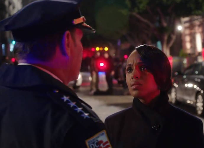 'Scandal' Recap: Liv Investigates The Shooting Of A Black Male Teenager By A White Police Officer