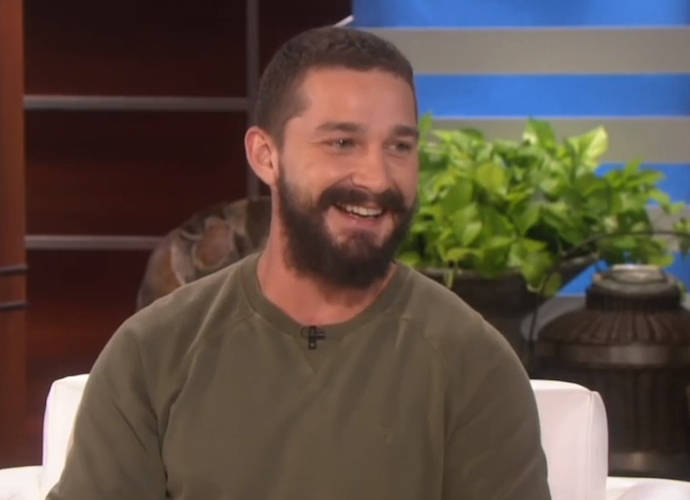 Shia LaBeouf Freestyle Raps In Viral Video