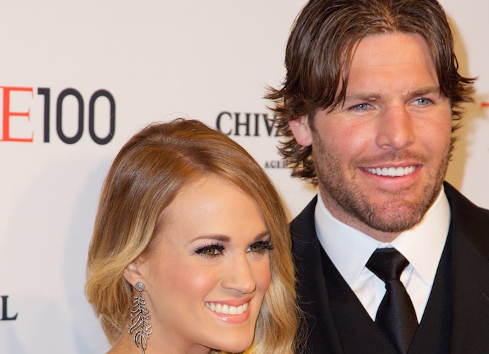 Carrie Underwood Welcomes A Son With Husband Mike Fisher