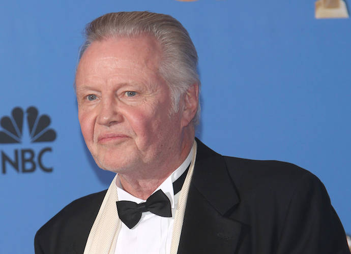 Jon Voight Calls Trump The 'Greatest President Since Lincoln'