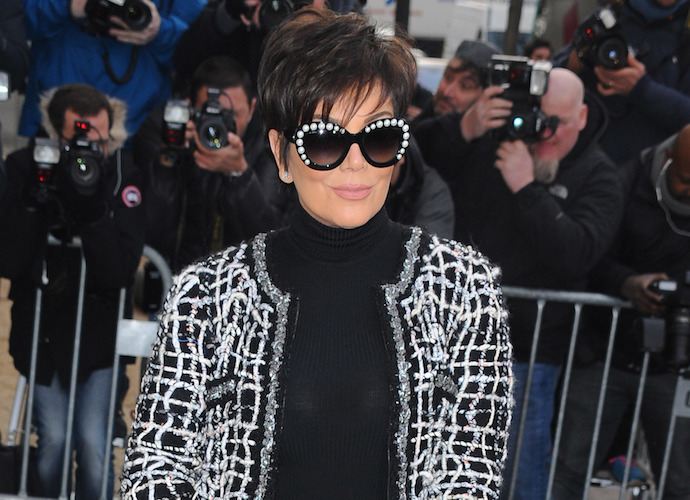 Caitlyn Jenner And Kris Jenner Finally Come Face To Face