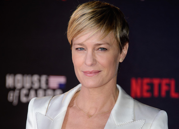 Robin Wright Bio: In Her Own Words – Video Exclusive, News, Photos