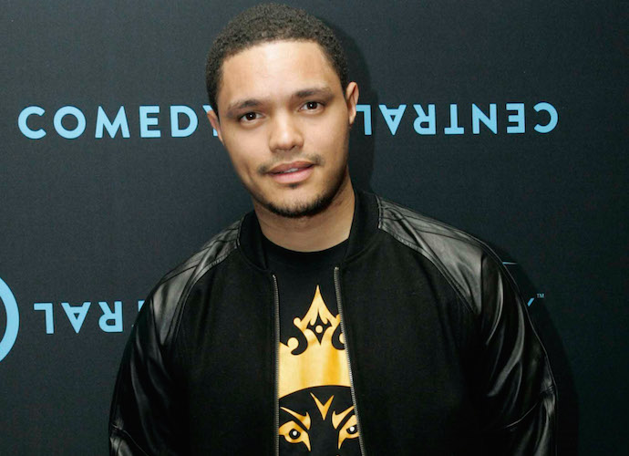 Trevor Noah To Succeed Jon Stewart As 'The Daily Show' Host