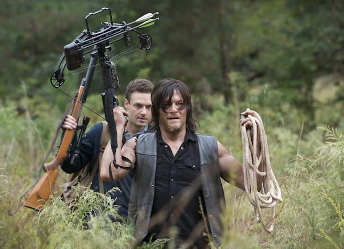'The Walking Dead' Recap: Rick Struggles To Trust Alexandria; Daryl & Aaron Bond