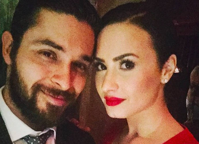 "Demi Lovato Says She Is ""Getting Better"" From Drug Overdose After Visits From Ex Wilmer Valderrama"