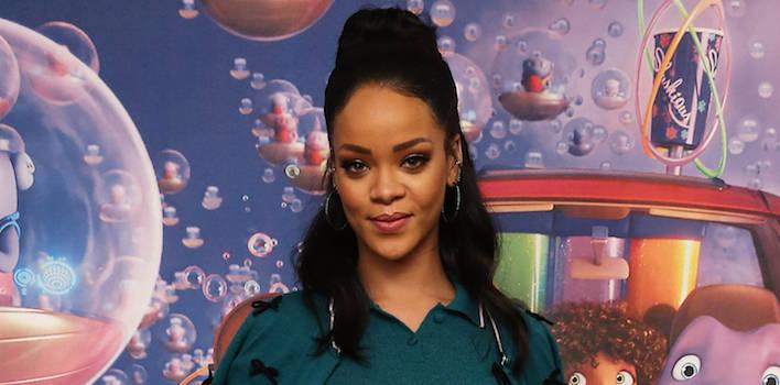 Rihanna Discredits Matt Barnes After He Implied They Were Dating
